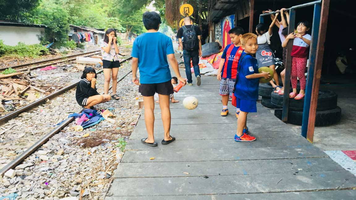 Junk into Jobs - Second Chance Bangkok